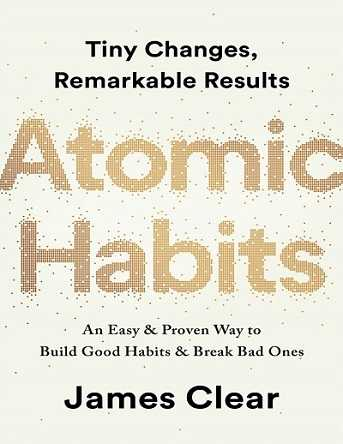 atomic habits summary image