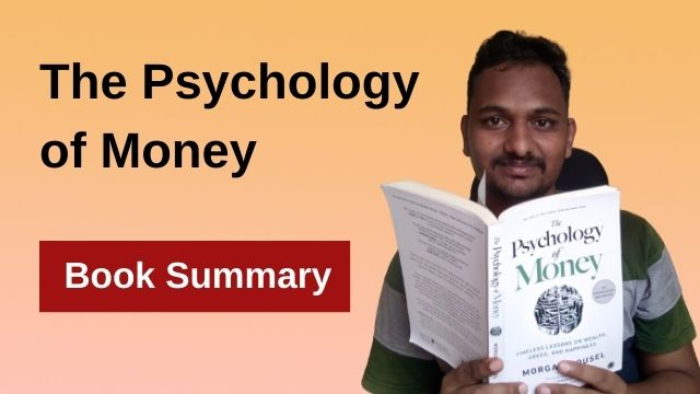the psychology of money chapters summary
